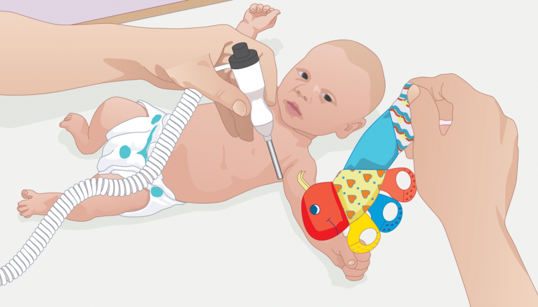 Baby temperature